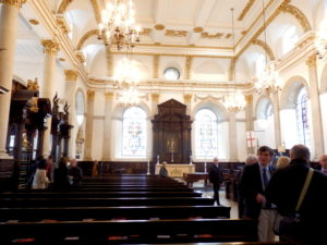Christopher Wren St Lawrence Jewry