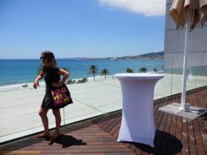 Terrasse Congresszentrum Palma