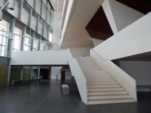 Palau de Congresos Palma, escalera
