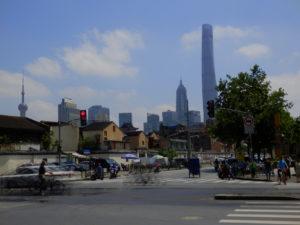Tor zur Altstadt Shanghai